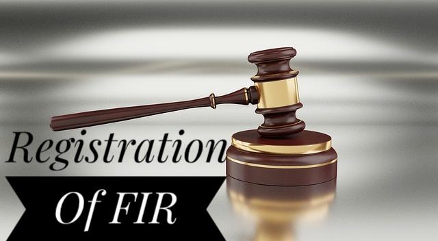 Registration of FIR