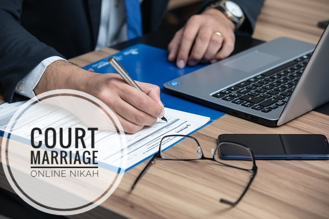 Court Marriage / Online Nikah